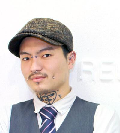 Japanese Stylist:テツロウ