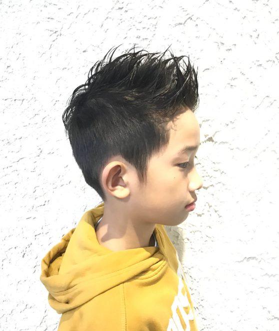 メンズ / stylist: Obata